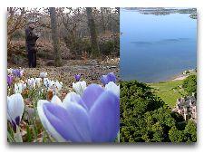 Замок Чулёхольм: Весна
