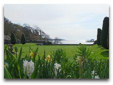 Замок Чулёхольм: Красота регулярного парка!