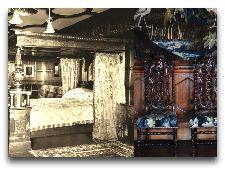 Замок Чулёхольм: Покои для гостей