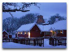 Замок Чулёхольм: Рождество