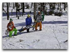 Зимние виды спорта: Сноуборд Ski&Sun