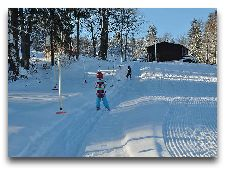 Зимние виды спорта: Специальный подъемник Flins-Express