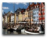 Копенгаген: Набережная