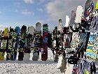 Горнолыжный курорт Клаппен: Магазин спортивного инвентаря