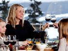 Горнолыжный курорт Клаппен: Ресторан