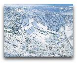 Горнолыжный курорт Клаппен: План Курорта