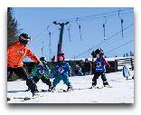 Горнолыжный курорт Клаппен: Лыжная школа - дети