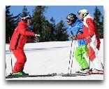 Горнолыжный курорт Клаппен: Лыжная школа
