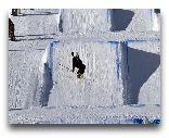Горнолыжный курорт Клаппен: Сноупарк