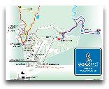 Горнолыжный курорт Клаппен: Трассы для беговых лыж