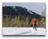Горнолыжный курорт Клаппен: Равнинные лыжи