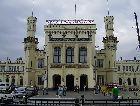 Вроцлав: Железнодорожный вокзал