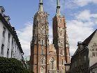 Вроцлав: Костел Св.Иоанна Крестителя