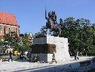 Вроцлав: Памятник Болеславу 1 Храброму
