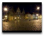 Вроцлав: Ночь во Вроцлаве