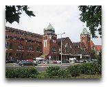 Вроцлав: Торговый комплекс на улице Песчаная