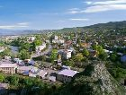 Ахалцихе: Панорама города