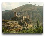 Ахалцихе: Панорама крепостных стен