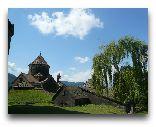 Алаверди: панорама монастыря Ахпат