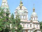 Алматы: Вознесенский собор