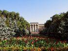 Алматы: Парк в Алма- Ате