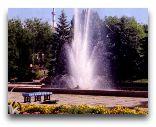 Алматы: Фонтан в Алма Ате