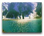 Алматы: горное озеро