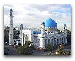 Алматы: Центральная мечеть в Алматы