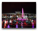 Алматы: Президентский парк в Алматы