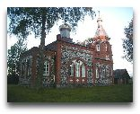 Алуксне: Православная церковь в Алуксне