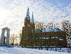 Аникщяй: Костел Св. Матвея