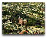 Аникщяй: Панорама города