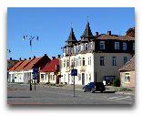 Аникщяй: Уютный маленький город