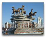 Ашхабат: Фонтаны в Ашхабате