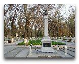 Ашхабат: Памятник Пушкину