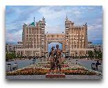 Нур-Султан: Парк Влюбленных