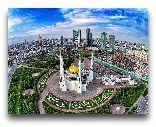 Нур-Султан: Мечеть Нур Астана