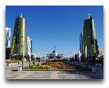 Нур-Султан: Бульвар Нуржол Астана