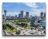 Нур-Султан: Водно зеленый бульвар
