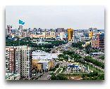 Нур-Султан: Панорама города