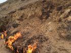 Баку: Выход газа