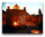 Баку: Храм Атешгях