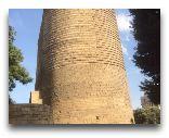 Баку: Девичья башня