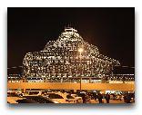 Баку: Бакинский аэропорт внутренних авиаперелетов