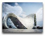 Баку: Центр имени Гейдара Алиева