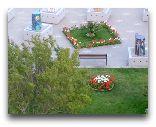 Баку: Вид на выставку башен