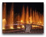 Батуми: Поющие фонтаны