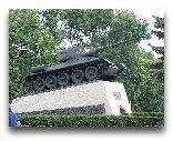 Бельцы: Памятник Воинам-освободителям