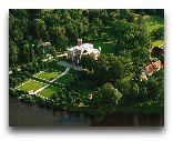 Замок Бирини: Панорама замка