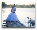 Замок Бирини: свадьба